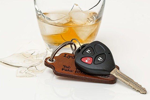 נהיגה בהשפעת אלכוהול